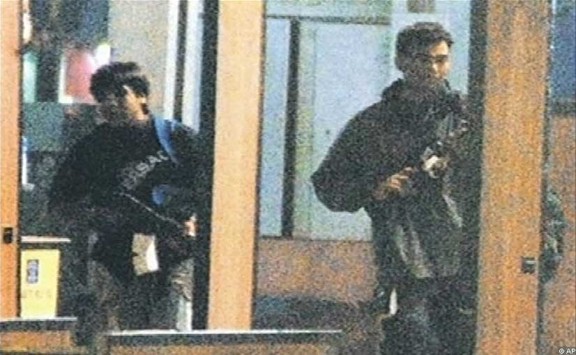 Witnesses described the gunmen as young men in their 20s dressed as typical Mumbai youths in jeans and t-shirts. The government alleges they were members of the Lashkar-e-Taiba, a banned Islamist terrorist outfit from Pakistan.